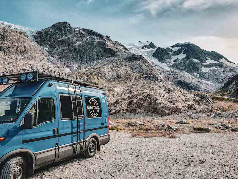 camper iveco daily